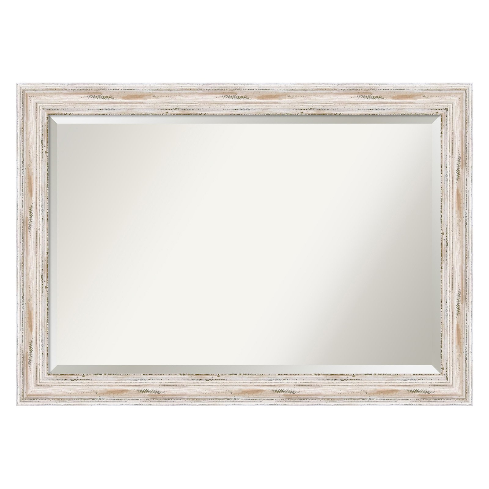 Amanti Art Alexandria Wall Mirror 41W x 29H in. by Amanti Art
