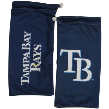 Tampa Bay Rays Official MLB Microfiber Glasses Bag by Siskiyou 311871