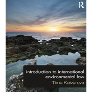 Introduction to International Environmental Law - eBook