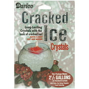 Darice Cracked Ice Crystals, Clear