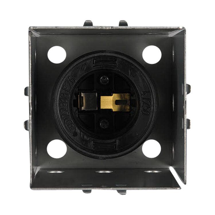 WB08X10035 GE Range Hood Lamp Support/Housing