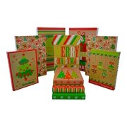 christmas gift boxes 10 pack kraft high quality assortment kraft gift boxes great for