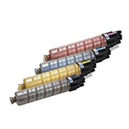 Ricoh AFICIO SP C430A C430DN High Yield Toner Set (821105, 821106, 821107, 821108) (Ricoh Aficio Sp 4100n)