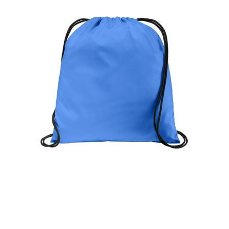 Port Authority® Ultra-Core Cinch Pack. Bg615 Carolina Blue Osfa - image 1 of 1