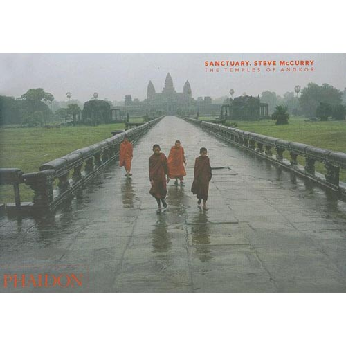 Sanctuary-Steve McCurry: The Temples Of Angkor