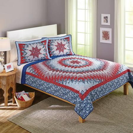 Better Homes And Gardens Cambridge Bedding Quilt Set
