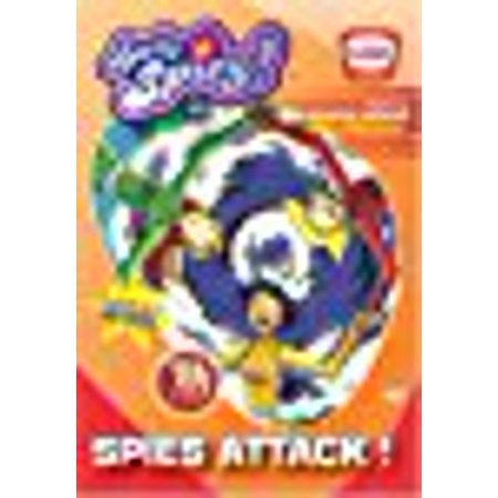 Totally Spies - Spies Attack (Vol. 3) (Totally Spies Names)