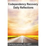 Codependency Recovery Daily Reflections - eBook