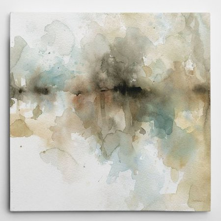 Mist Wrap (Wexford Home 'Island Mist II' by Carol Robinson Painting Print on Wrapped Canvas )