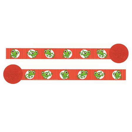 Party Supplies Streamer Decoration - (PACK OF 2) By Littlest Pet Shop - Lps Decorations