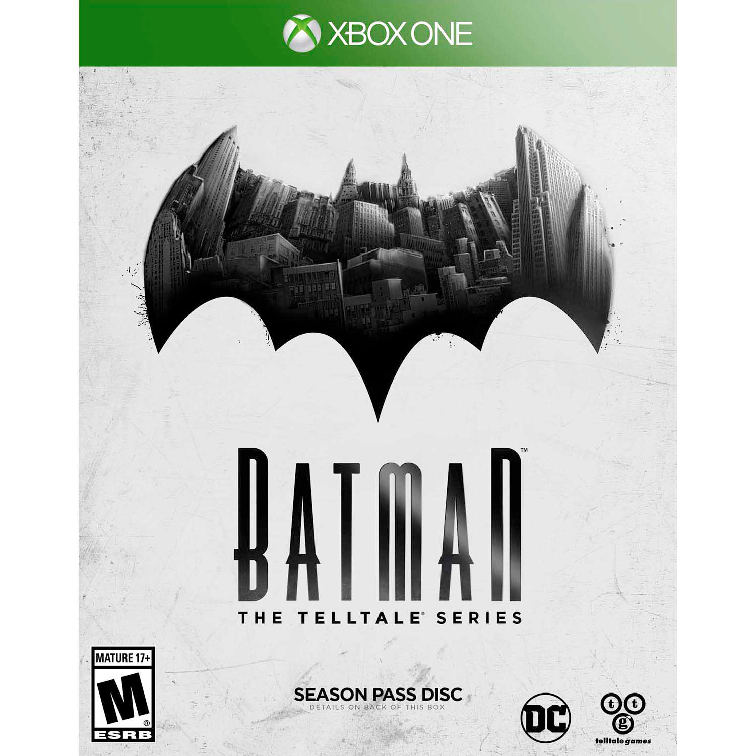 Batman The Telltale Series Used (Xbox One) by TELLTALE GAMES