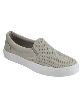 c611552eaf0 Product Image Soda IF14 Women s Perforated Slip On Elastic Panel Fashion  Sneaker
