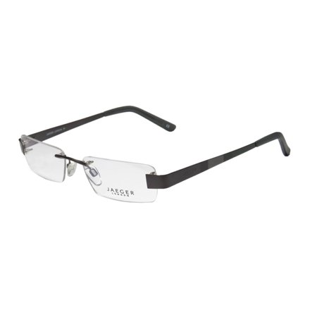 Jaeger Rimless Glasses : New Continental Eyewear Jaeger London 04 Mens Designer ...