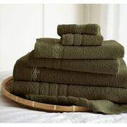 Amrapur Overseas Inc. La Boheme Paris 6 Piece 100pct Cotton Towel Set