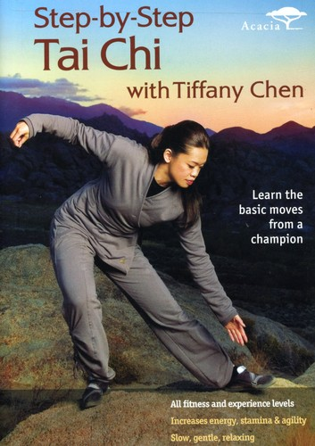 Step By Step: Tai Chi With Tiffany Chen (DVD) by ACACIA