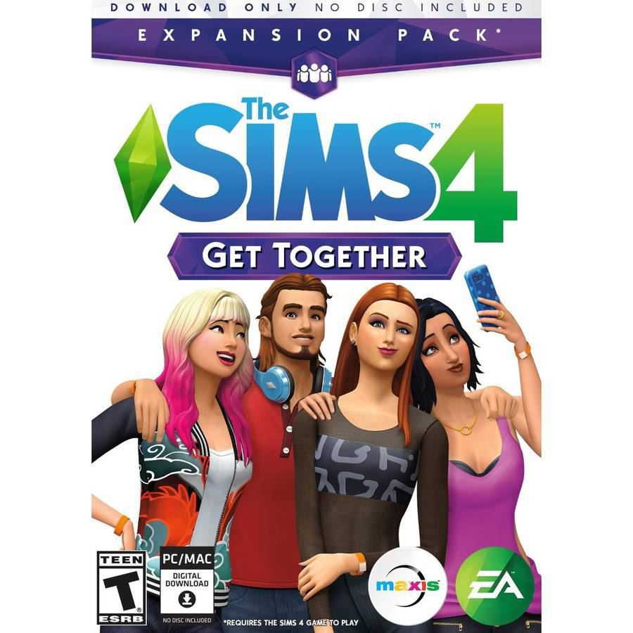 THE SIMS 4 GET TOGETHER (PC)
