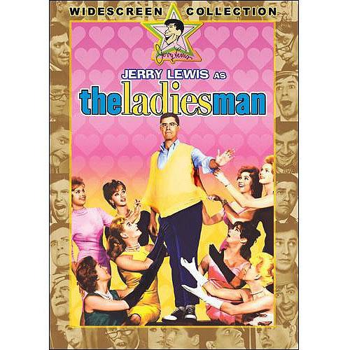 The Ladies' Man (1961) (Widescreen)