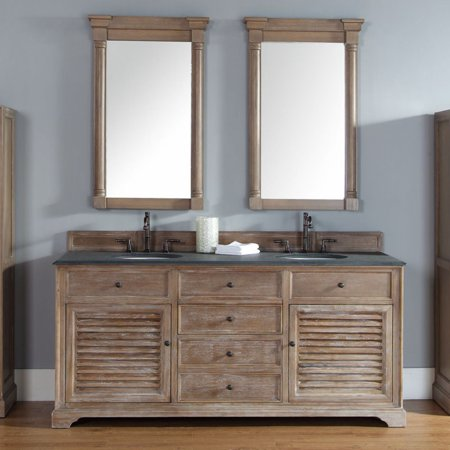 James Martin Savannah 72 in. Double Bathroom Vanity