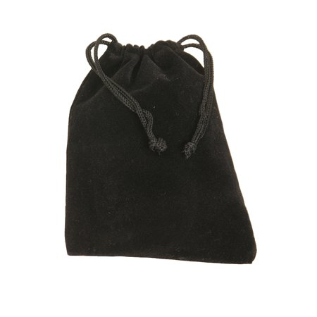 Mid-East Velvet Drawstring Bag for Finger Cymbals 4