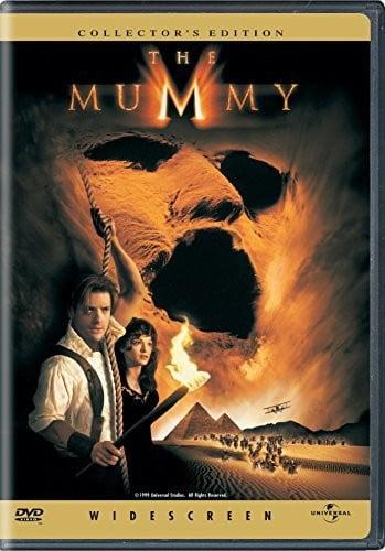 Mummy (1999) [DVD] by