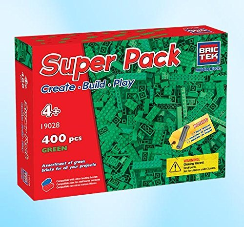 Brictek Green - Super Pack 19028