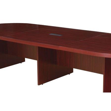 Regency Conference Table Extension W X L X H Mahogany - Regency conference table