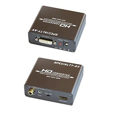 hdmi to dvi with audio converter digital s/pdif coax and ...