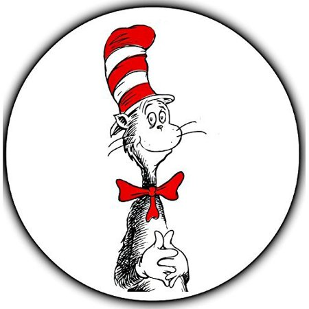 Dr Seuss Cat in the Hat Edible Image Photo 8