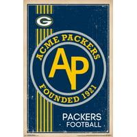 Green Bay Packers - Retro Logo