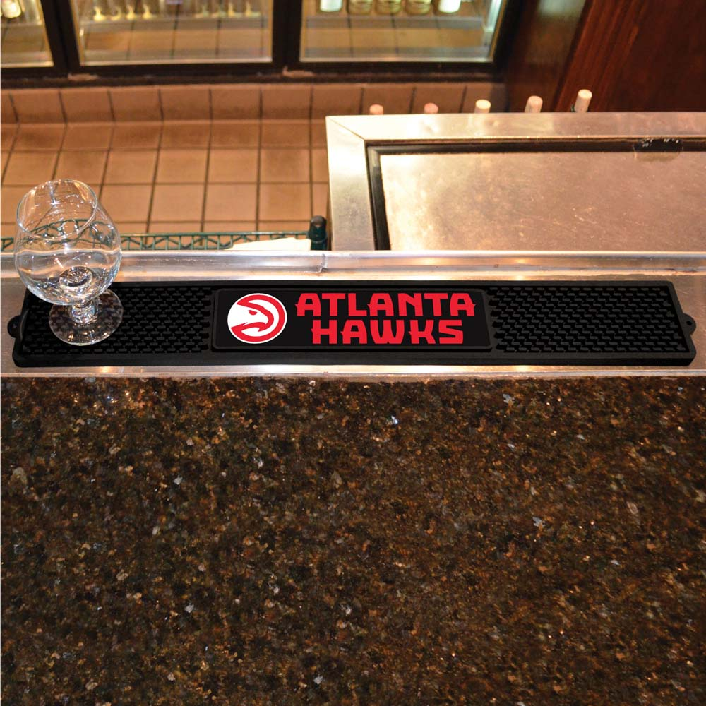 Fan Mats Atlanta Hawks Drink Mat