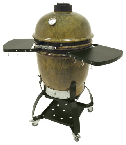 Bayou Classic Ceramic Charcoal Grill