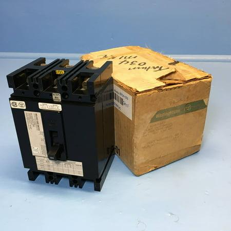 NEW EHB3100LK 100A Molded Case Switch 3 Pole 480V CH Cutler-Hammer 100 Amp NIB