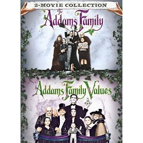 2 Movie Collection: The Addams Family and Addams Family Values (DVD) by Paramount