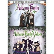 2 Movie Collection: The Addams Family and Addams Family Values (DVD) by