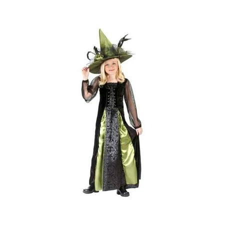 Goth Costumes (Childs Goth Maiden Witch)