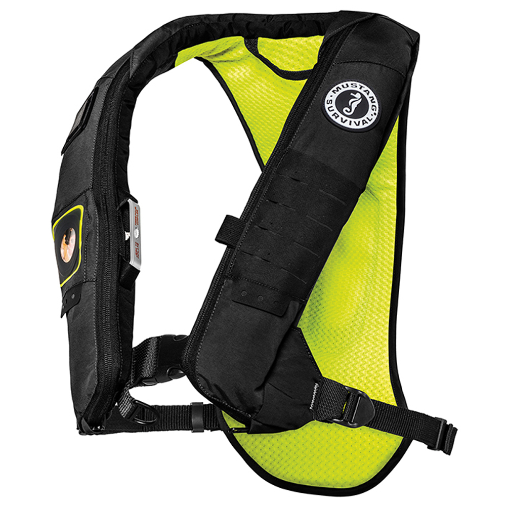 MUSTANG ELITE 28K INFLATABLE PFD AUTOMATIC HIT INFLATOR