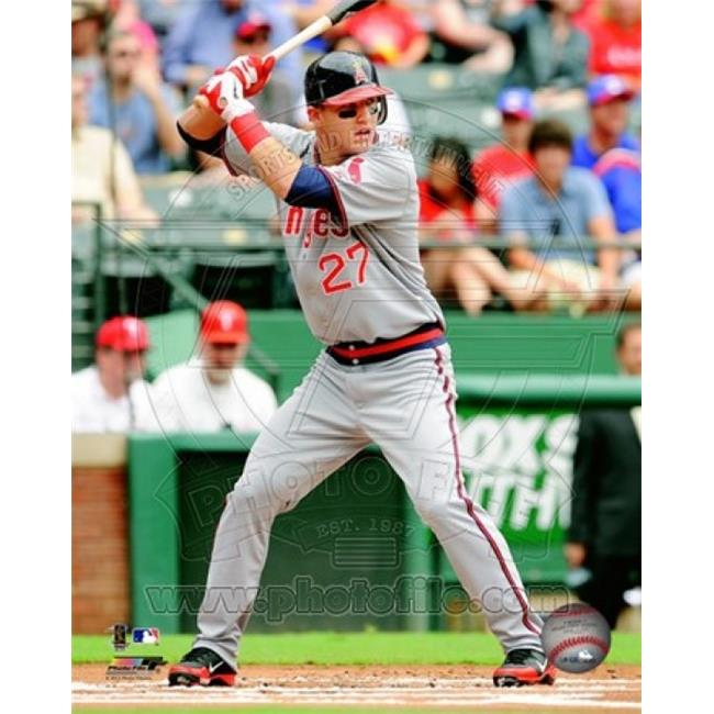 Photofile PFSAAOZ02801 Mike Trout 2012 Action Sports Photo - 8 x 10