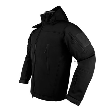 Vism Delta Zulu Jacket 2X-Large, Black