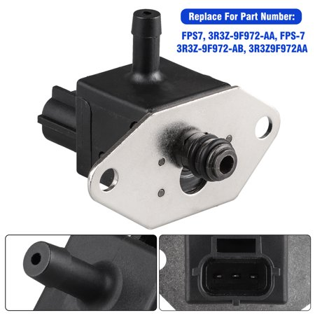 Fuel Injection Pressure Regulator Sensor For 98-07 Ford Lincoln Mercury FPS7 Adjustable Fuel Pressure Regulator