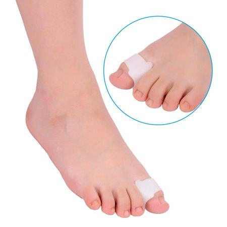 HURRISE 9Pairs/Set Bunion Valgus Corrector Pain Relief Toe Alignment Spreaders Separators Straightener, Bunion Pain Relief, Toe Protector - image 9 de 11