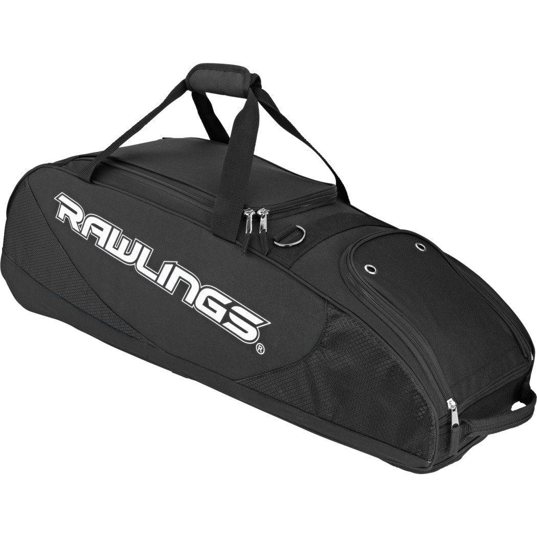 Rawlings Player Preferred Wheeled Bag, Purple