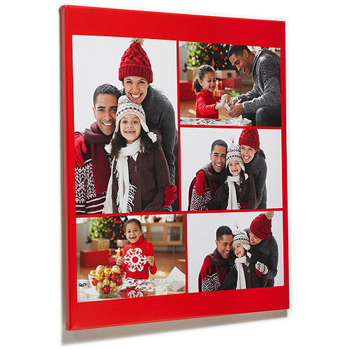 8x10 Collage Photo Canvas