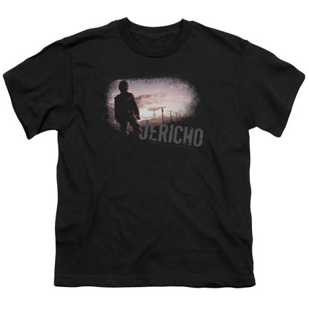 Jericho/Mushroom Cloud Big Boys Youth Shirt