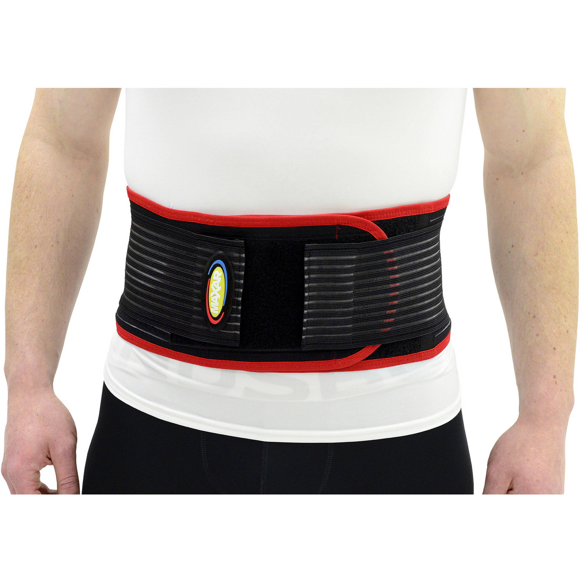 MAXAR Back Support Belt Magnet Therapy Belt With 31 Powerful Magnets: BMS-511