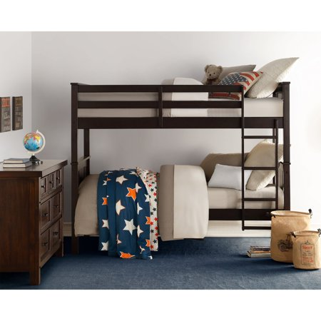 Dorel Living Dylan Twin over Twin Bunk Bed