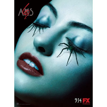 (11x17) Mini Poster American Horror Story Poster Art decor incl. mail/storage tube. (Horror Home Decor)