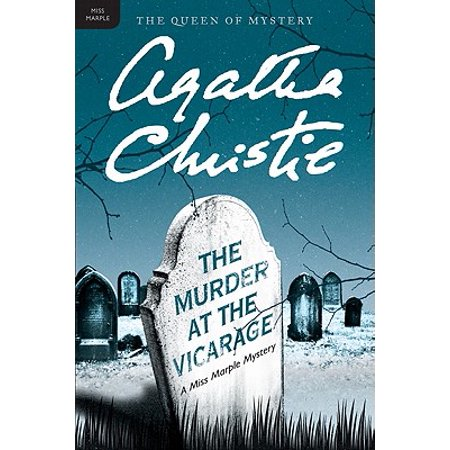 Miss Marple Mysteries (Paperback): The Murder at the Vicarage - Halloween Murder Mystery Dinner