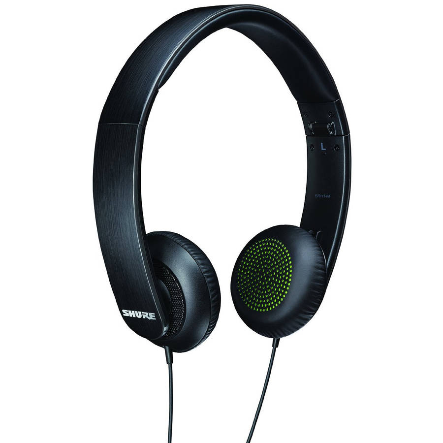 Shure SRH144 Portable Semi-Open Headphones by Shure