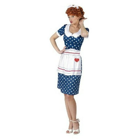 I Love Lucy Dog Costume (I Love Lucy Sassy Lucy Adult Halloween)
