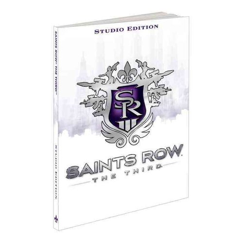 Saints Row the Third: Prima Official Game Guide, Studio Edition